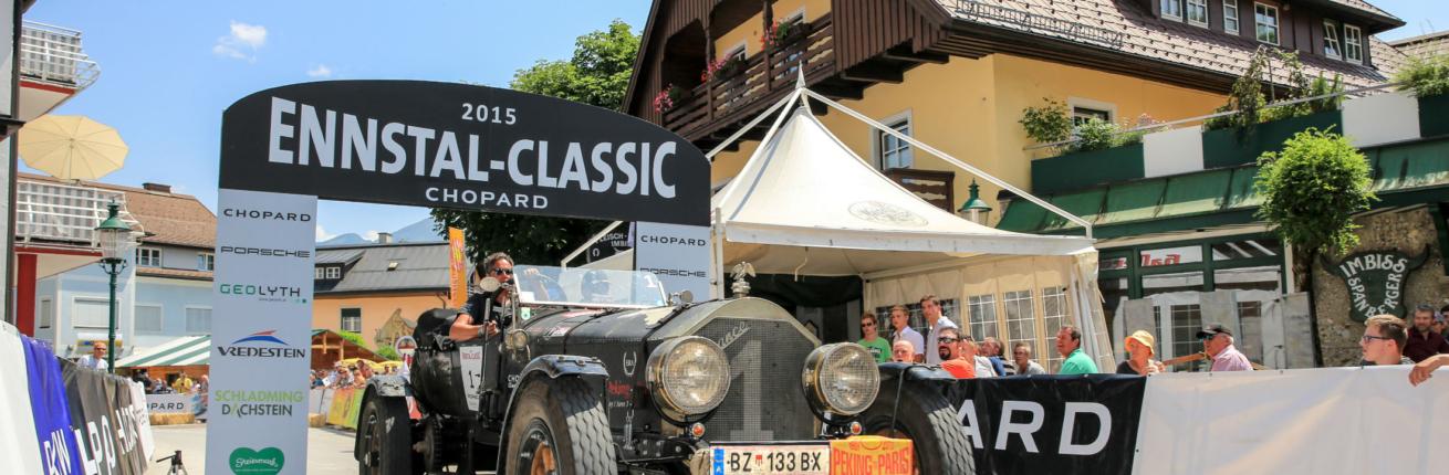 Ennstal Classic Oldtimerrennen
