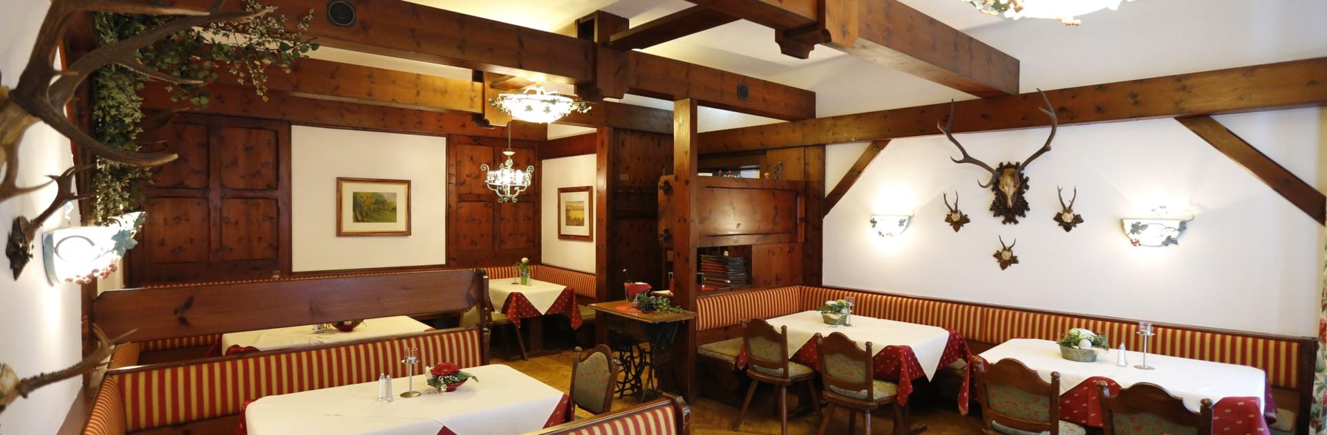 à la carte Restaurant Jägerstüberl in Schladming