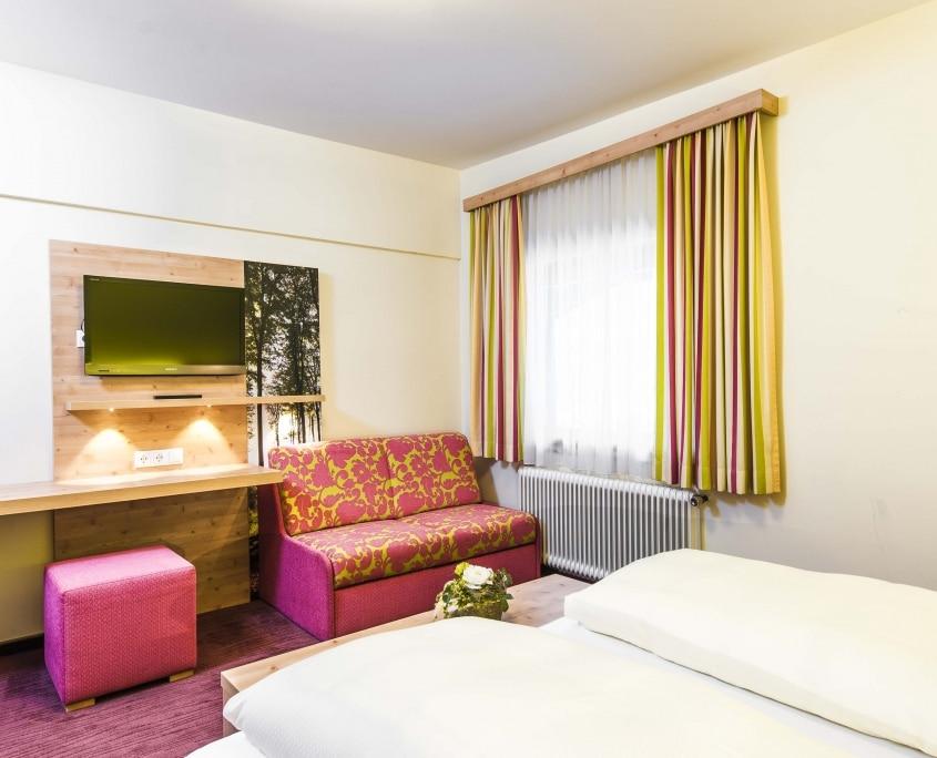 Komfortzimmer im Hotel Schladmingerhof in Schladming