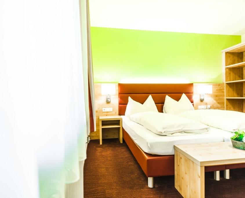 Vierbettzimmer Hotel Schladmingerhof