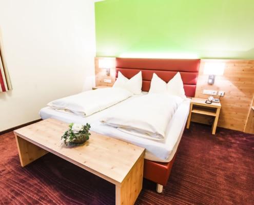 Vierbettzimmer im Hotel Schladmingerhof in Schladming