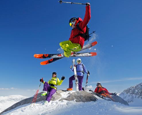 Skispaß und Pistenvergnügen in Schladming