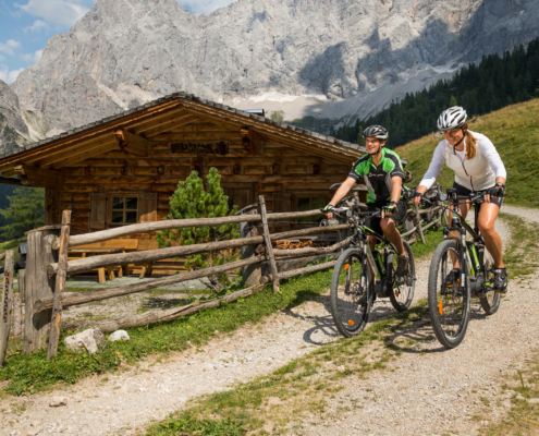 Mountain bike and e-bike tours in Schladming-Dachstein