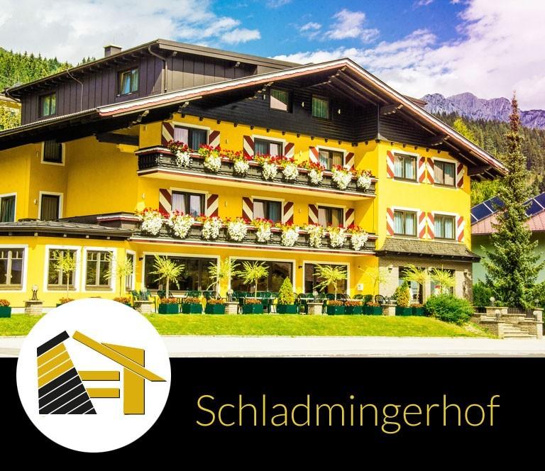 Steiner Hotels Schladming-Hotel Schladminghof Außenansicht